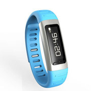 斯波兰 U9 智能蓝牙手表 手机腕表 手环 WIFI热点 生活防水 运动计划 浅蓝色