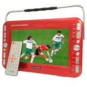 高科诺 GKN9088 11寸老年人看戏机唱戏机视频播放扩音器收音机 移动DVD 带遥控  高清版+8GU盘