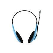 唯康 DE125MV头戴耳机 浅蓝色