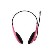 唯康 DE125MV头戴耳机 粉红色