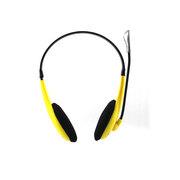 唯康 DE125MV头戴耳机 黄色