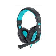 佳合 CT-770 头戴式立体声游戏耳麦电脑耳机 蓝色