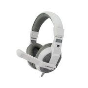 佳合 CT-770 头戴式立体声游戏耳麦电脑耳机 白色