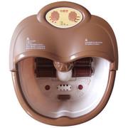 好福气 新JM-770全自动按摩洗脚盆热浪恒温加热养身泡脚足浴器(足浴盆) 新770双排滚轮款