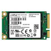 英睿达 M500 240GB SATA 6Gb/秒mSATA固态硬盘CT240M500SSD3
