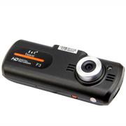 征服眼 自由风 F3 超广角高清1080P摄像 车载行车记录仪 防碰瓷 不漏秒 标配16G