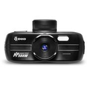 DOD HP588W行车记录仪1080p gps轨迹跟踪汽车超高清广角夜视仪停车监控送礼品 标配+32G