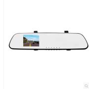 爱玛科 X9行车记录仪高清广角后视镜记录仪 官方标配(无卡)