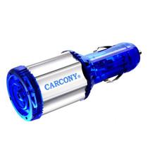 卡康尼 CARCONY 汽车节油器 汽车稳压器负离子空气净化器提升动力 蓝色产品图片主图
