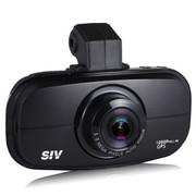SIV -M6S行车记录仪 安霸A2S70 全高清1080P 超广角140度 夜视王停车监控 标配+32G卡