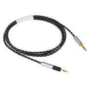 more-thing 适用于森海塞尔HD598/HD595/HD518/HD558耳机升级线ZY-060 黑色