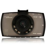 平安一号 行车记录仪高清 超广角170度 夜视车载迷你1080P记录仪 枪灰色官方标配+32G卡 官方标配