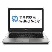 惠普 640 G1 D9R52AV1 14英寸笔记本(i5-4200M/4G/500G/HD8750M/win7)