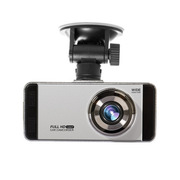 星凯越 XE60行车记录仪高清广角夜视170度双镜头1080p车载一体机 感应侦测 单镜头 标配+16G卡
