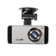 星凯越 XE60行车记录仪高清广角夜视170度双镜头1080p车载一体机 感应侦测 双镜头 标配+16G卡