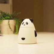 伊品堂 加湿器 百变小熊 超静音迷你USB (送女友生日礼物 办公室) 白色