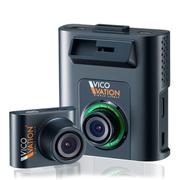 视连科 Marcus5 行车记录仪高清广角夜视双镜头 安霸芯片 M5 6米 32G+GPS模块