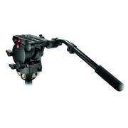 曼富图 526 数码单反相机三脚架专业液压摄像云台