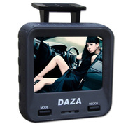 DAZA G225 行车记录仪 1080P高清 800万像素170度广角
