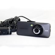 安尼泰科 行车记录仪AT950 前后摄像头 1080P高清录像模式 黑色无卡
