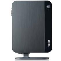 海尔 云悦mini S 台式主机(1037U 4G 500G 1G独显 云分享 WIFI USB3.0 可手持)迷你电脑产品图片主图