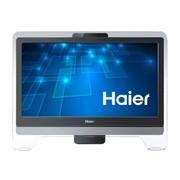 海尔 乐趣Q2-B360 18.5英寸一体电脑(1037U 2G 500G 键鼠 WIFI 上门安装调试)黑色