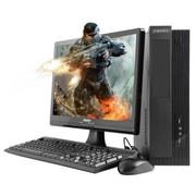 清华同方 精锐X2-BI01 台式电脑(intel Baytrail-D J1900 2G 500G 核芯显卡 有线键鼠 win8 小机箱)
