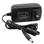 IT-CEO V0122A DC口电源适配器/充电器 适用于12V硬盘盒/座/笔记本/监控器/摄像头 12V/2A 黑色