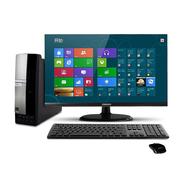 清华同方 精锐U850-BI01 台式电脑(四核i5-4460/4G/1T/GT705/WIFI/win8.1)