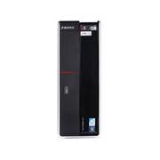 清华同方 精锐X500-BI01 台式电脑(PD 双核G3220 4G 500G 核芯显卡 前置USB3.0 win8)