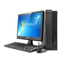 清华同方 精锐X1-BI03台式电脑(intel Baytrail-D J1800 2G 500G 核芯显卡 有线键鼠 win7 小机箱)产品图片主图