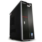 清华同方 精锐X750-BI01 台式主机(i3-4130 4G 500G GT705 1G显存 前置USB3.0 DOS)黑色