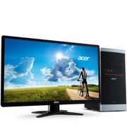 宏碁 AT7-7414LP 台式电脑 (i5-3450四核 4G 500G 2G独显 DVD 键鼠 Linux ) 23英寸