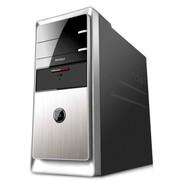 海尔 极光D3-Z857台式主机(i3-4130 4G 500G DVD 双PCI COM串口 H81主板 上门安装调试)