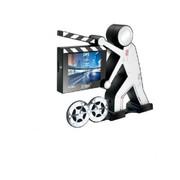 得科 -DK-681A摄影者车载行车记录仪 夜视广角 高清广角1080p 500万像素 终身