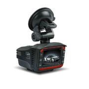 得科 DK-668A车载行车记录仪电子狗一体机高清广角流动固定雷达测速安全预警仪 官方标配-