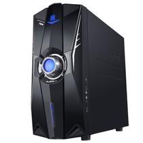 海尔 轰天雷X8-NX3台式主机(i3-4150 4G 500G GTX750 2G独显 键鼠 双PCI COM口)游戏主机产品图片主图