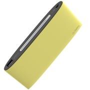 百度 DU Battery 移动电源10000mAh 时尚黄