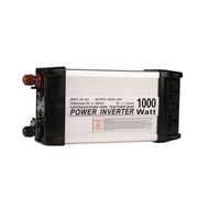 欧可讯 1000W大功率逆变器12V转220V家用变压器车载升压器转换电源 土豪金