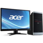 宏碁 AT7-N90 台式主机(i5-4460四核 4G 500GB 2G独显 DVD 键鼠 Linux 19.5英寸)