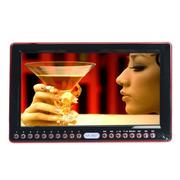 先科 金正老人看戏机 13英寸高清视频播放器广场舞唱戏机 移动电视收音机大喇叭M-69 红色标配+8G戏曲广场舞视频卡