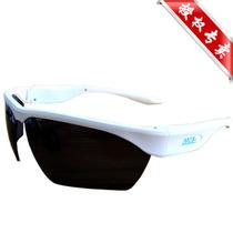 现代演绎 G300 蓝牙眼镜 司机必备 安全轻盈舒适 太阳镜墨镜 偏光眼镜 白色 官方标配+赠送500毫安充电器产品图片主图