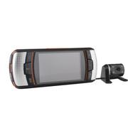 金司令 HD02 双镜头行车记录仪 1080P高清广角夜视王 双镜头 超值 标准版送32G卡