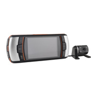金司令 HD02 双镜头行车记录仪 1080P高清广角夜视王 双镜头 超值 标准版送16G卡