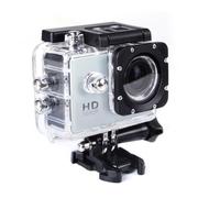 喜越 SJ4000行车记录仪高清1080P循环录影 银灰色
