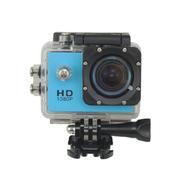 喜越 SJ4000行车记录仪高清1080P循环录影 浅蓝色