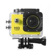 喜越 SJ4000行车记录仪高清1080P循环录影 黄色