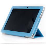 优肯思 华为MediaPad 10 Link/FHD保护套华为S10-231U/W 10.1寸皮套 浅蓝色