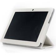 优肯思 华为MediaPad 10 Link/FHD保护套华为S10-231U/W 10.1寸皮套 白色