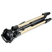 金钟 CX-440 数码摄影单反相机三脚架适用于户外旅行拍摄配合云台